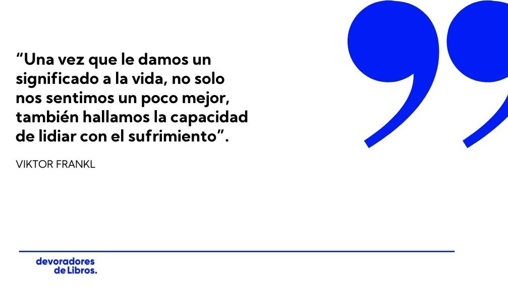 Frase de Victor Frankl