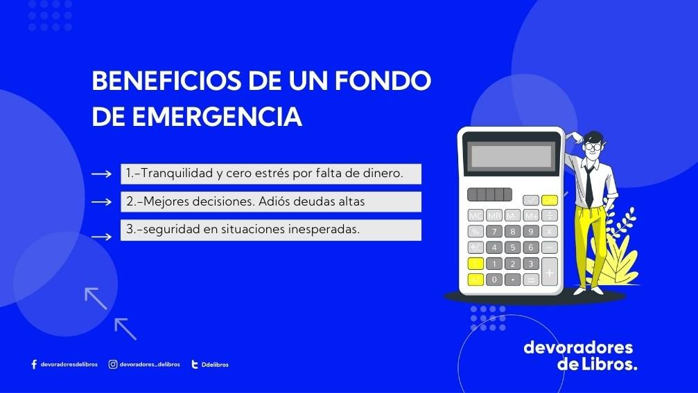 Pequeño cerdo capitalista de Sofia Macías: beneficios de ahorrar un fondo de emergencia