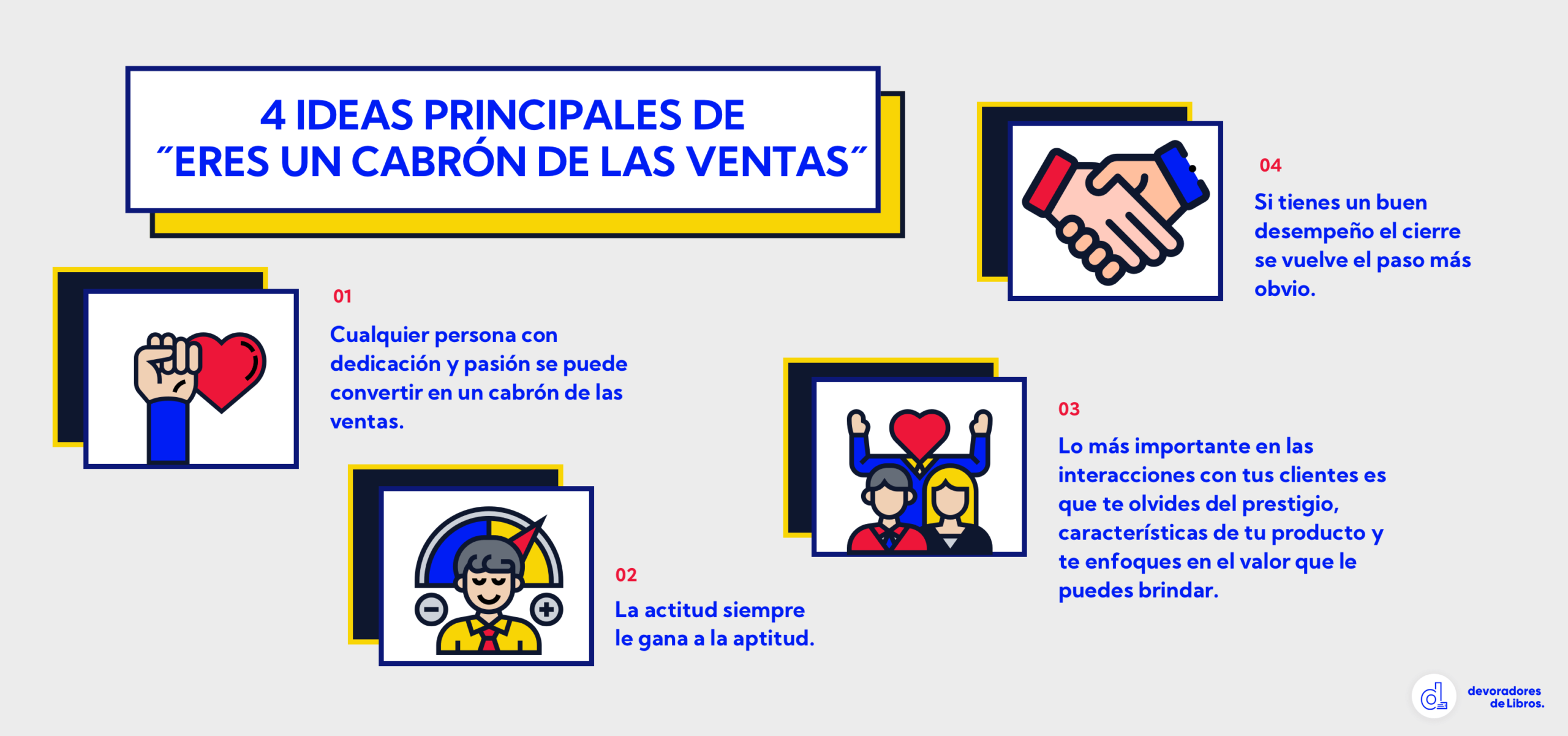 Ideas-principales- libro-Eres-cabrón-ventas-Gerardo-Rodriguez